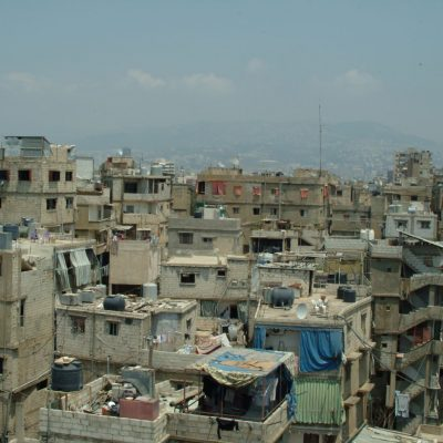 The Road to Shatila Refugee Camp (Radio)